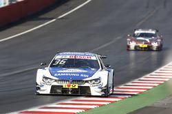 Maxime Martin (BEL) BMW Team RBM, BMW M4 DTM. 21.05.2016, DTM Round 2, Spielberg, Austria, Race 1,