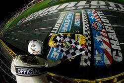Joey Logano, Team Penske Ford, vincitore della gara