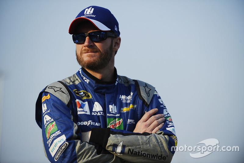 #4: Dale Earnhardt Jr. (NASCAR)