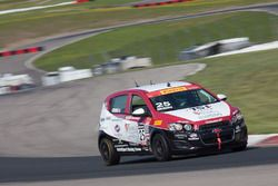 #25 Tech Sport Racing Chevrolet Sonic: P.J. Groenke