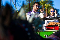 Jose Maria Lopez, DS Virgin Racing en Sam Bird, DS Virgin Racing