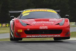 #88 Maranello Motorsport Ferrari 488 GT3: Peter Edwards, Graham Smythe