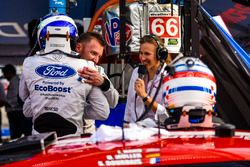 Pole de GTLM, Joey Hand, Ford Performance Chip Ganassi Racing