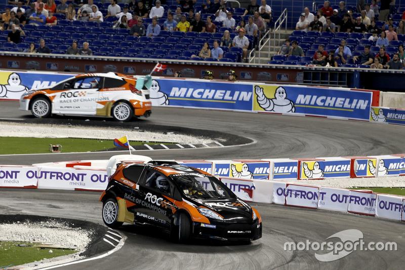 Juan Pablo Montoya, RX Supercar Lite