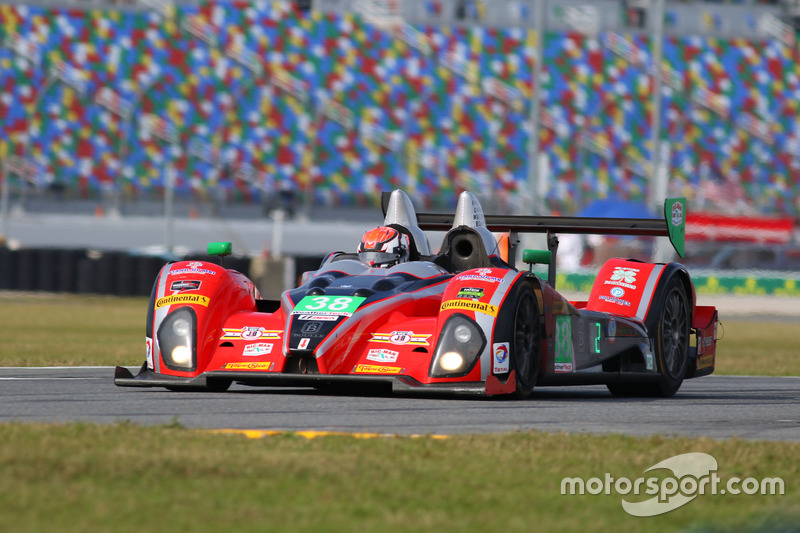 #38 Performance Tech Motorsports ORECA FLM09: James French, Kyle Mason, Patricio O'Ward, Nicholas Boulle
