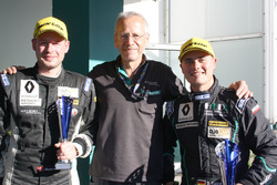 Andreas Stucki, Sepp Stucki, Dino Calcum, Stucki Motorsport