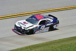 William Byron, JR Motorsports, Chevrolet, nach Crash