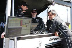Josef Newgarden, Juan Pablo Montoya, Team Penske Chevrolet