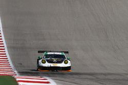 #28 Alegra Motorsports Porsche 911 GT3 R: Daniel Morad, Mathieu Jaminet