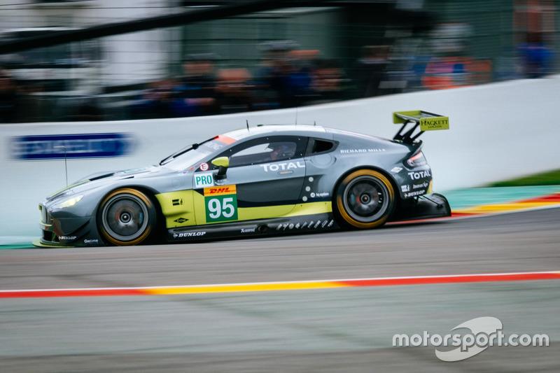 8. GTE-Pro: #95 Aston Martin Racing, Aston Martin Vantage