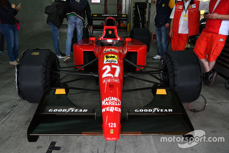 Ferrari 642 F1 di Alain Prost