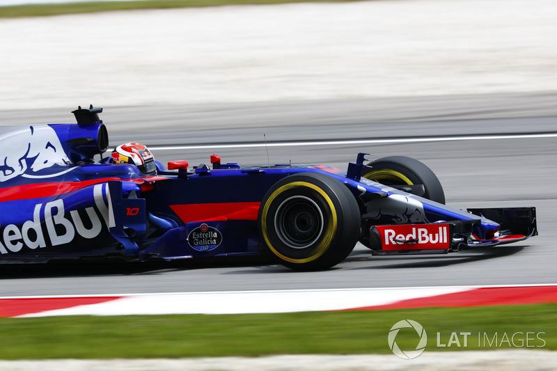14. Пьер Гасли, Scuderia Toro Rosso