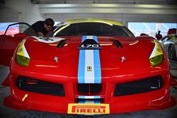 #26 Ferrari 488 Challenge
