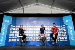 Себастьен Буэми, Renault e.Dams, и Лукас ди Грасси, ABT Schaeffler Audi Sport