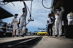 Miembros del equipo Marco Wittmann, BMW Team RMG, BMW M4 DTM