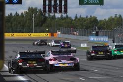 Рене Раст, Audi Sport Team Rosberg, Audi RS 5 DTM, Лукас Ауер, Mercedes-AMG Team HWA, Mercedes-AMG C63 DTM