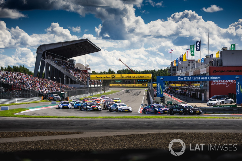 Moscow Raceway: продолжать нельзя расстаться