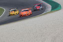 Francesca Linossi, Dinamic Motorsport, Jonathan Giacon, Tsunami RT, Federico Reggiani, Ghinzani Arco Motorsport