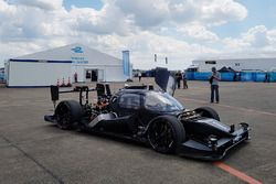 Roborace test car