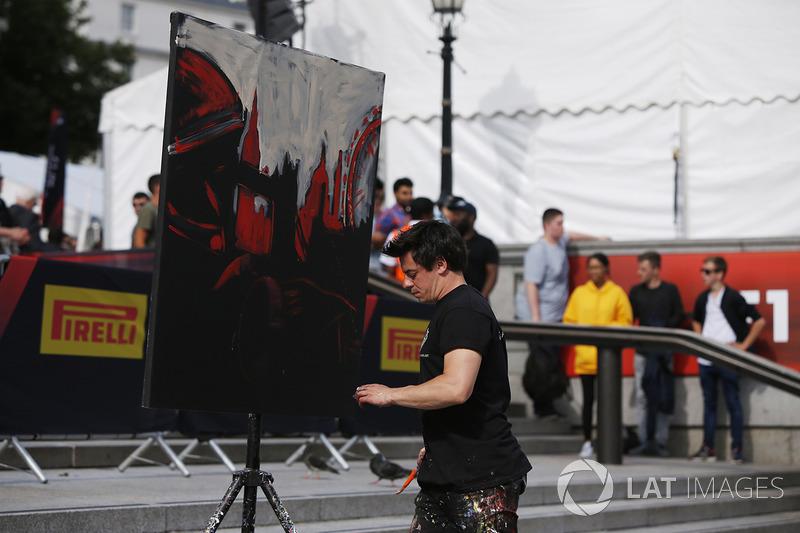 Вуличний художник
