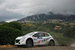 Nicolo Marchioro, Marco Marchetti, Peugeot 208T16 R5