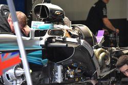 Автомобиль Mercedes AMG F1 W08