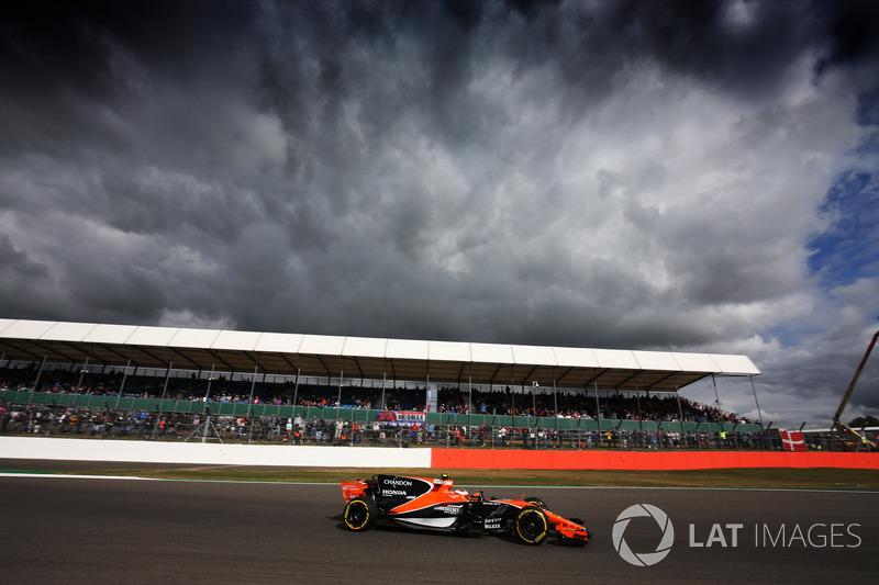 Стоффель Вандорн, McLaren Honda