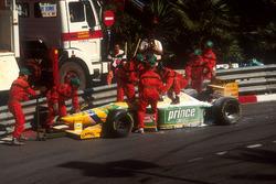 Michael Schumacher, Benetton B193B Ford