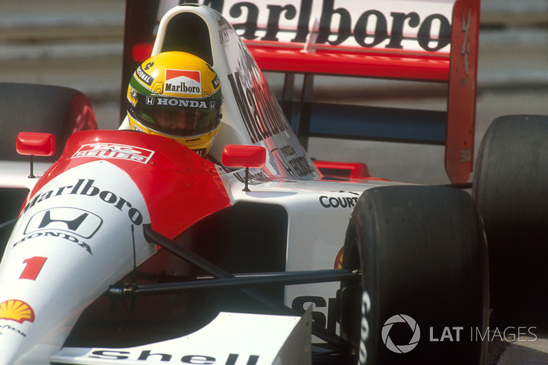 30 - GP de Mônaco, 1991, Monte Carlo