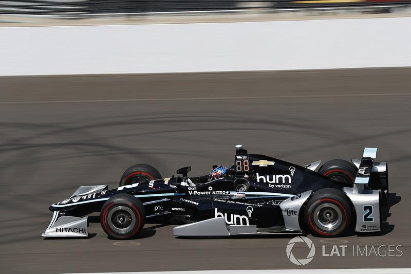 19. Josef Newgarden, Team Penske, Chevrolet