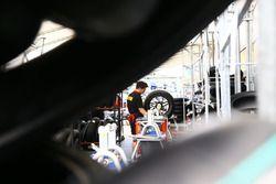 Pirelli bandentechnicus