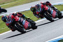 Chaz Davies, Ducati, Marco Melandri, Ducati Team