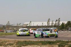 Gaston Mazzacane, Coiro Dole Racing Chevrolet, Martin Ponte, Forza Motorsport Team Dodge, Sergio Ala
