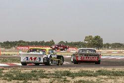 Juan Pablo Gianini, JPG Racing Ford, Omar Martinez, Martinez Competicion Ford