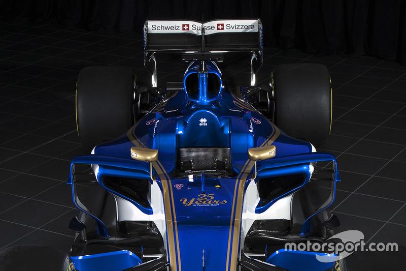 La Sauber C36