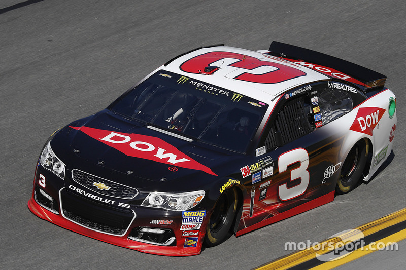 #3: Austin Dillon, Richard Childress Racing, Chevrolet