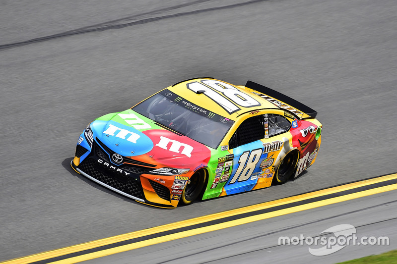 Кайл Буш, Joe Gibbs Racing, Toyota
