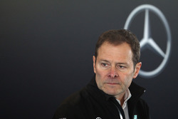 Aldo Costa, directeur de l'ingénierie, Mercedes AMG F1