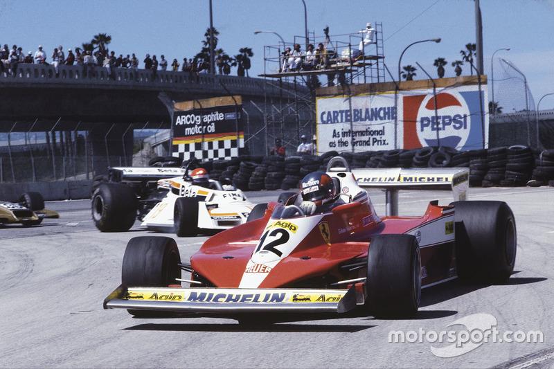 1978〜1979年:フェラーリ312T3