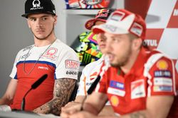 Scott Redding, Pramac Racing, Andrea Dovizioso, Ducati Team
