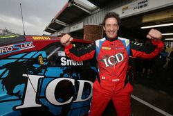 Pole position for Jeff Smith, Eurotech Racing Honda Civic Type R