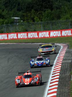 №25 CEFC Manor TRS Racing Oreca 07 Gibson: Роберто Гонсалес, Симон Труммер, Виталий Петров