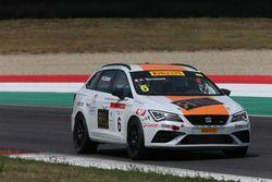 Alessandra Torresani, Seat Motor Sport Italia, Seat Leon Cupra ST-TCS2.0