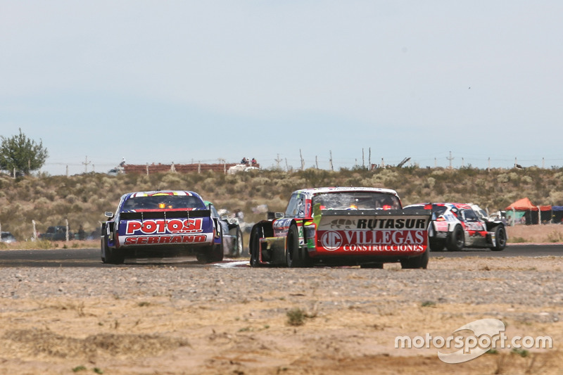 Martin Serrano, Coiro Dole Racing Chevrolet, Juan Pablo Gianini, JPG Racing Ford