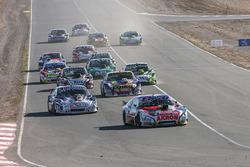 Guillermo Ortelli, JP Carrera Chevrolet, Santiango Mangoni, Dose Competicion Chevrolet, Martin Serra