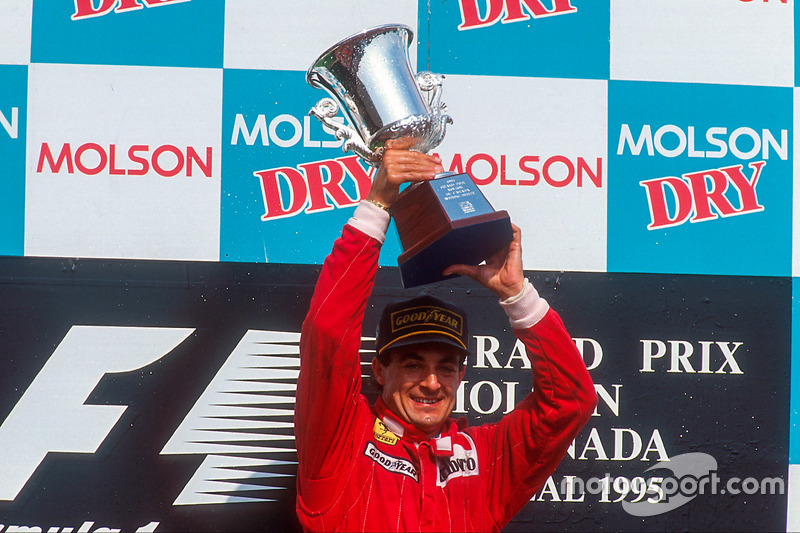 Jean Alesi (1 vitória)