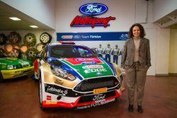 Castrol Ford Team Türkiye Ukrayna ve Orta Asya Pazarlama Müdürü Aslı Yetkin Karagül