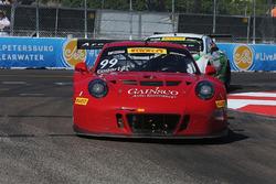 #99 Gainsco/Bob Stallings Racing, McLaren 650S GT3: Jon Fogarty