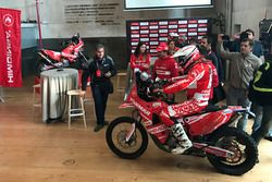 Himoinsa Racing Team Dakar presentation