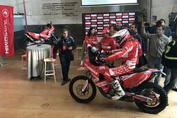 Himoinsa Racing Team Dakar Präsentation